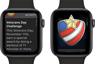 veteransdayapplewatch