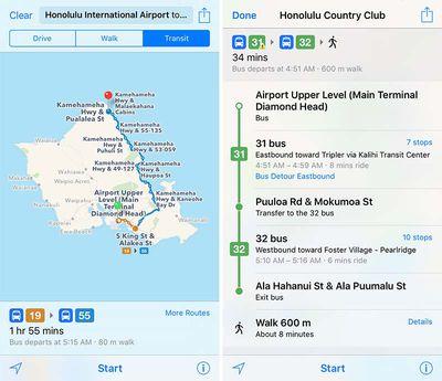 Apple-Maps-Transit-Honolulu