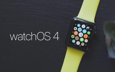 watchOS 4