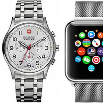 Apple Watch Swiss