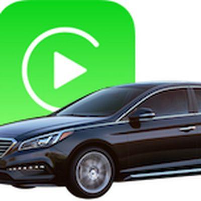 2016 Hyundai Sonata CarPlay