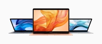 MacBook Air family 10302018
