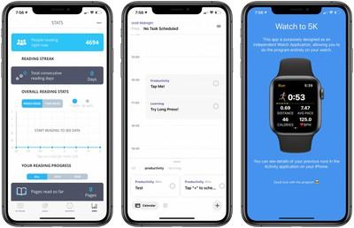App Recap Bookly Sepnia Watch to 5K e1593993576209