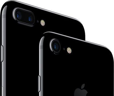 iphone 7 plus dual lens camera