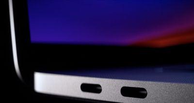 macbook pro 16 inch thunderbolt
