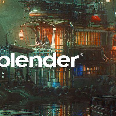 blender banner