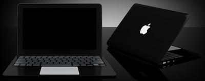 colorware black macbook air