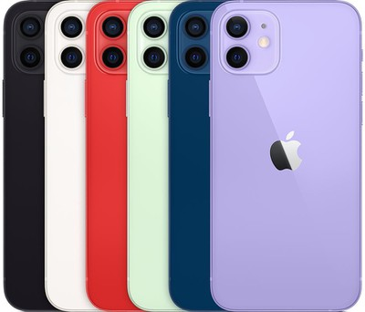 iphone 12 colors 2021