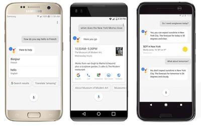 google assistant expansion