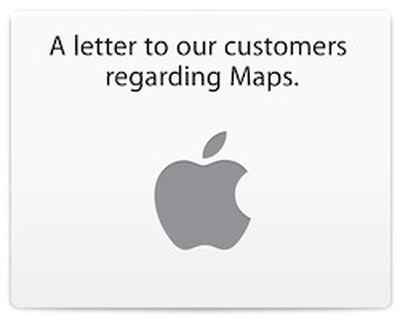 cook ios 6 maps letter