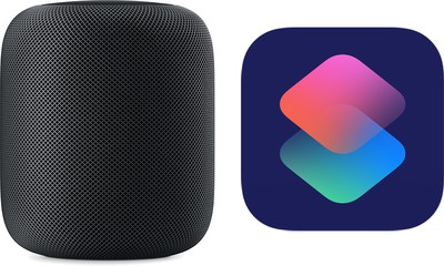 homepod shortcuts
