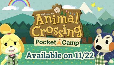 animal crossing release date