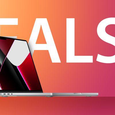 14in MacBook Pro Deals Red Orange
