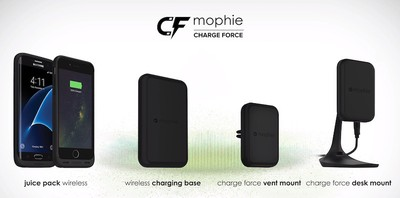 mophie charge force 2