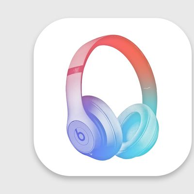 apple music beats icon