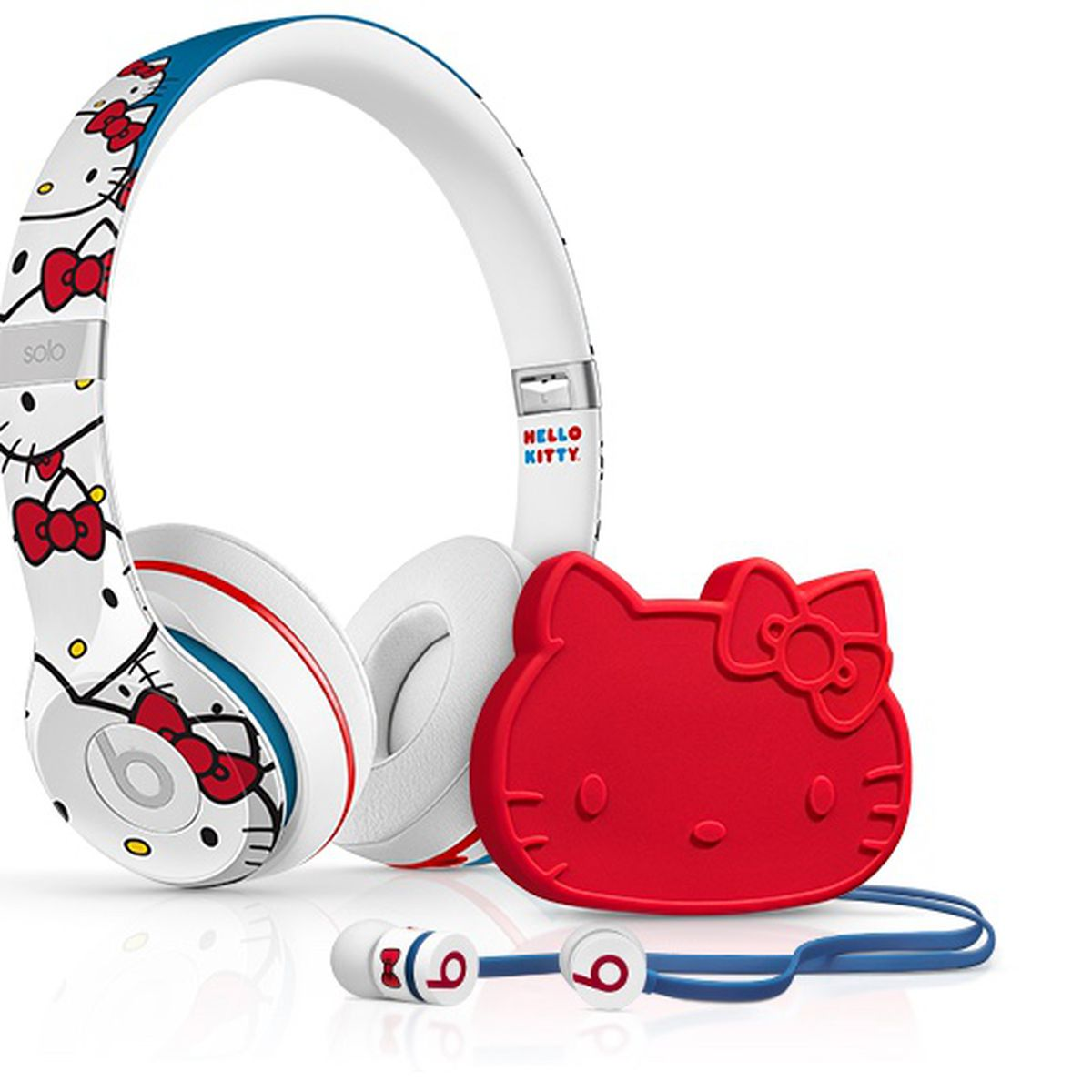 Get Hello Kitty Beats Solo 3 Background