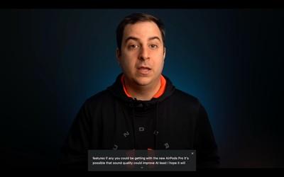 chrome live captions feature google