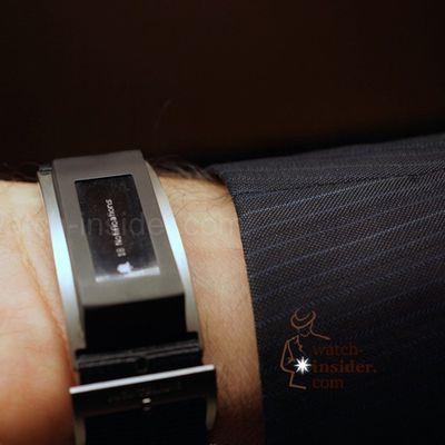 e strap wrist