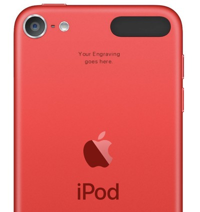 engraved ipod touch