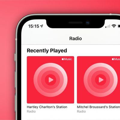 apple music personal radio stations