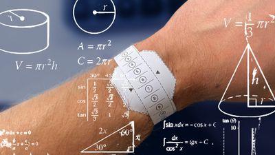 Wrist fit guide apple watch