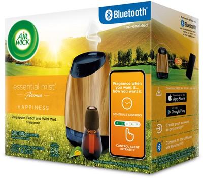 air wick bluetooth smart diffuser