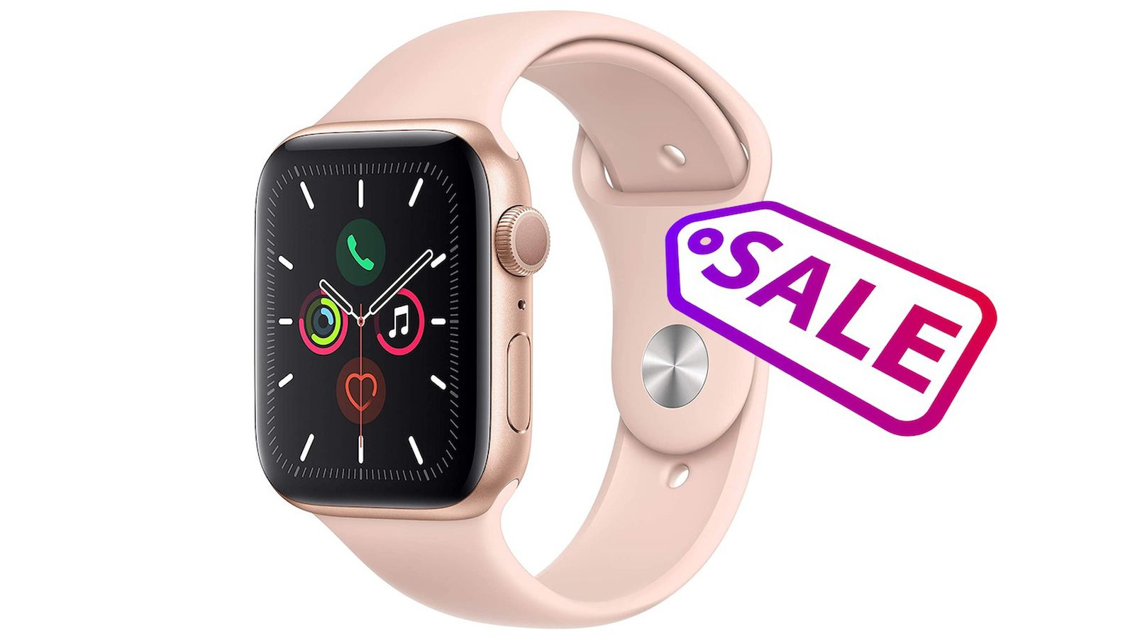 Deals Apple Watch Sales Hit Series 3 And Series 5 Models At Up To 100 Off Macrumors