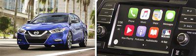 Nissan-Maxima-CarPlay