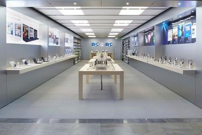 apple store westquay
