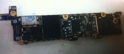 iphone 2012 logic board no shield back