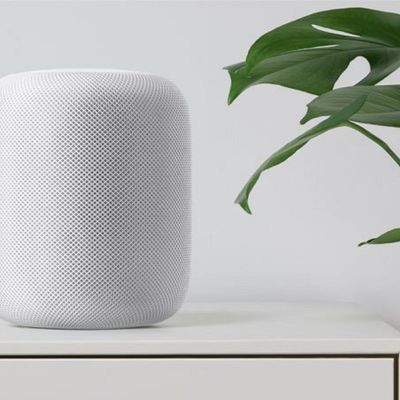 HomePod on shelf 800x451