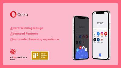 opera mobile browser 2021 update