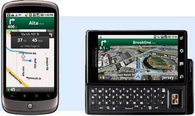 095445 google maps navigation