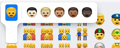 Emoji iOS 8.3 Beta 4