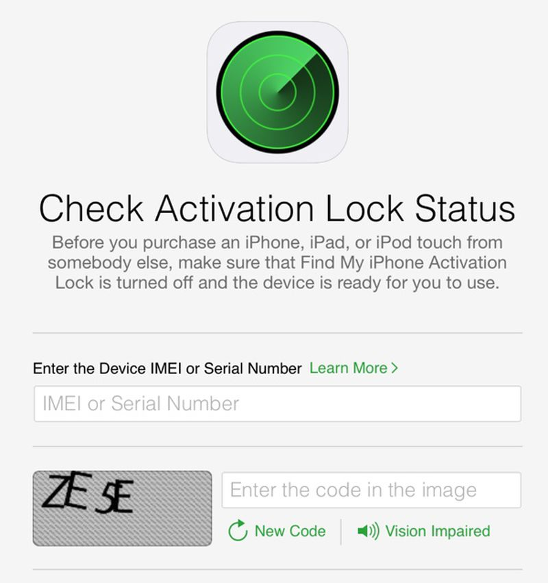 checkactivationlockstatus