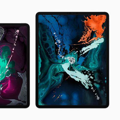 ipad pro 2018 both sizes