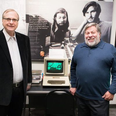 paul allen wozniak