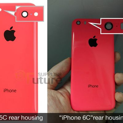 iPhone 6c Rear