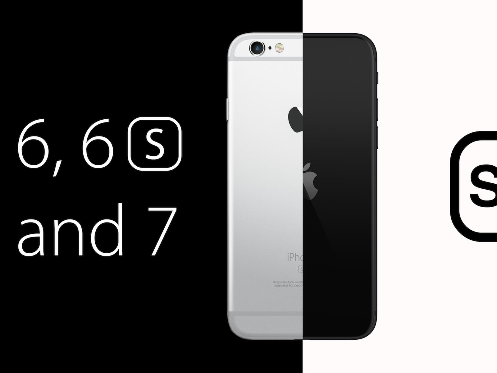 Iphone 6 6s 7 Vs Iphone Se Should You Upgrade Macrumors