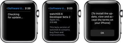 applewatchsoftwareupdatewatchos6