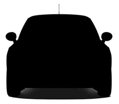 Apple-car-silhouette