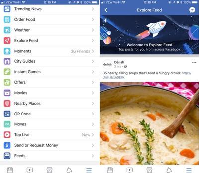 facebookexplore