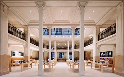 apple store paris opera