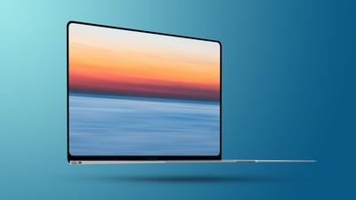Flat MacBook Air Feature