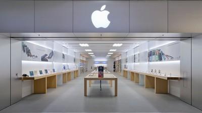 apple store macarthur center