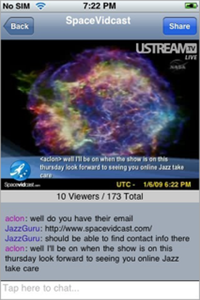 234352 ustream