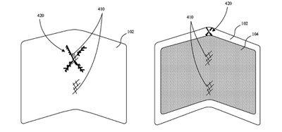 apple foldable display layer 1