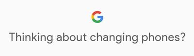 google pixel 2 tease