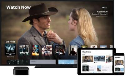 apple tv app hero