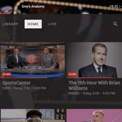 youtube tv app 1